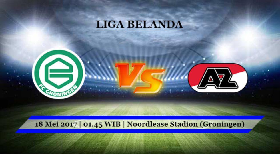 Prediksi Groningen vs AZ Alkmaar